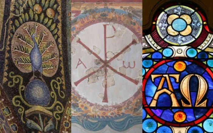 símbolos cristianos