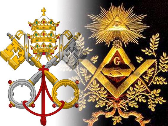 Iglesia Católica y Masonería