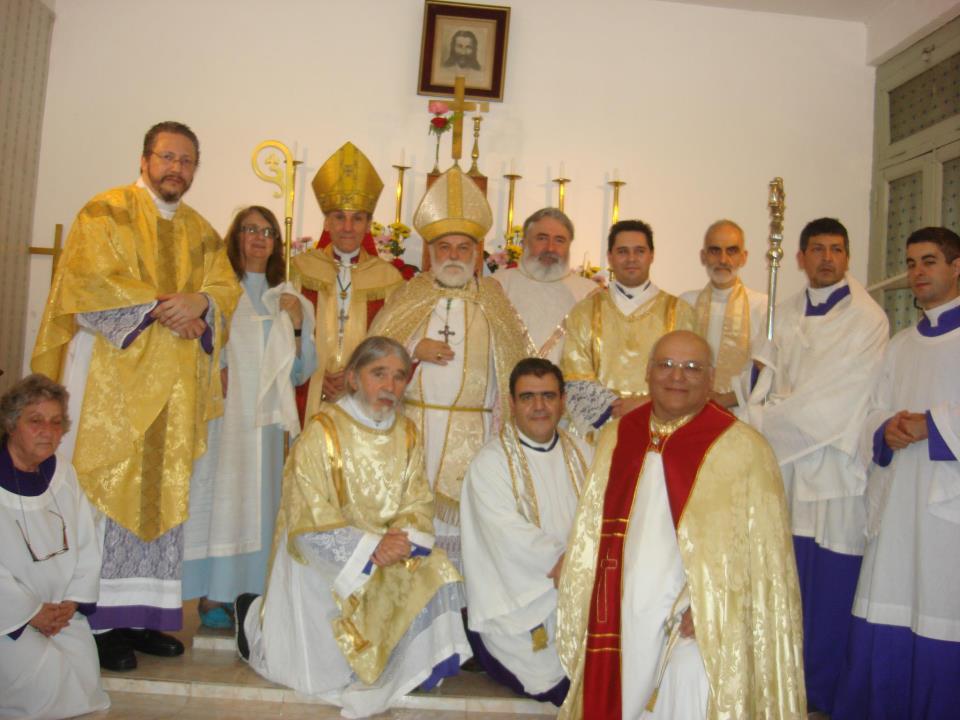Iglesia Catolica Liberal