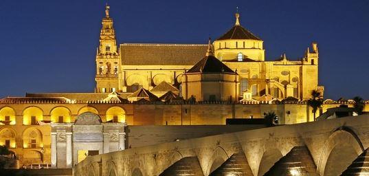 Mezquita de c rdoba qu es historia caracter sticas - Mezquita de cordoba de noche ...