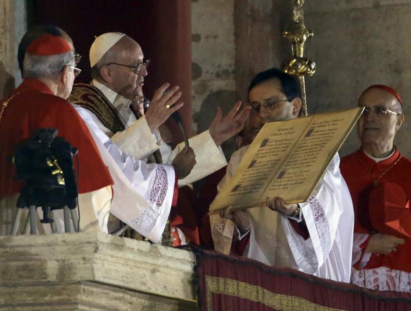 vida del papa francisco
