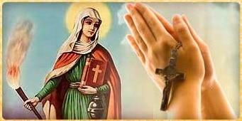 Oración a Santa Marta para dominar