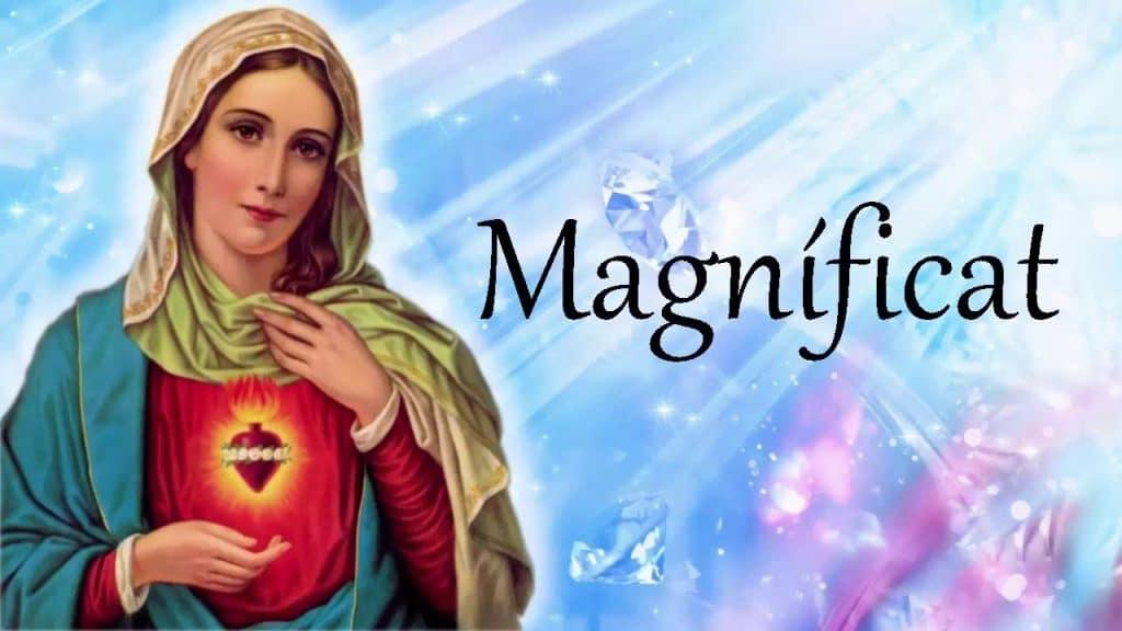 oración de la Magnifica