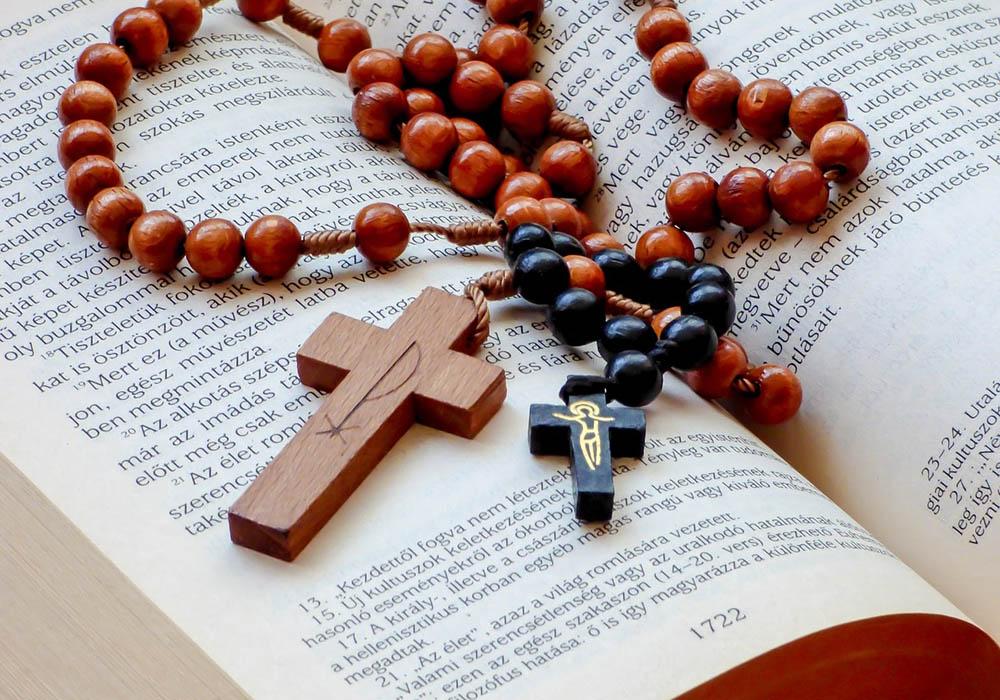 rosario de sanación