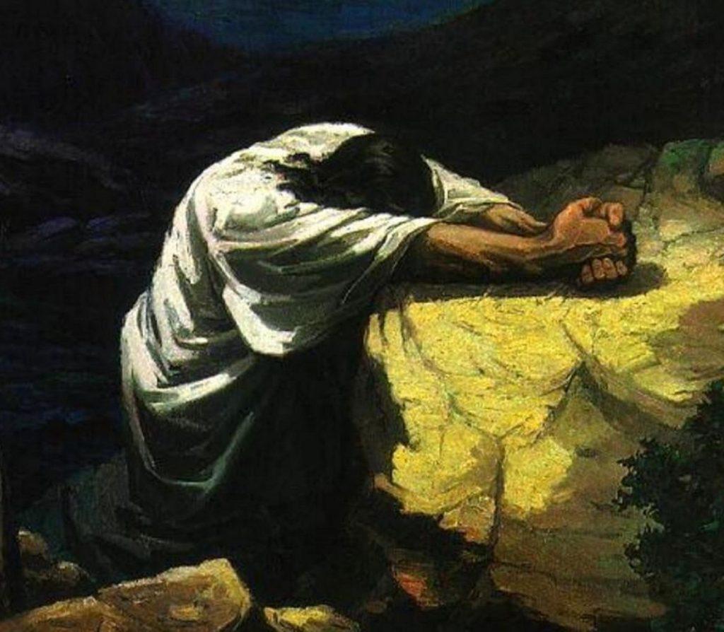 ORACIÓN DE JESÚS EN EL HUERTO