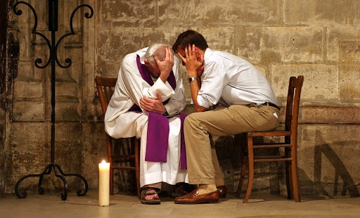 como confesarse