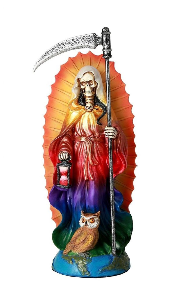 oraciones de la santa muerte