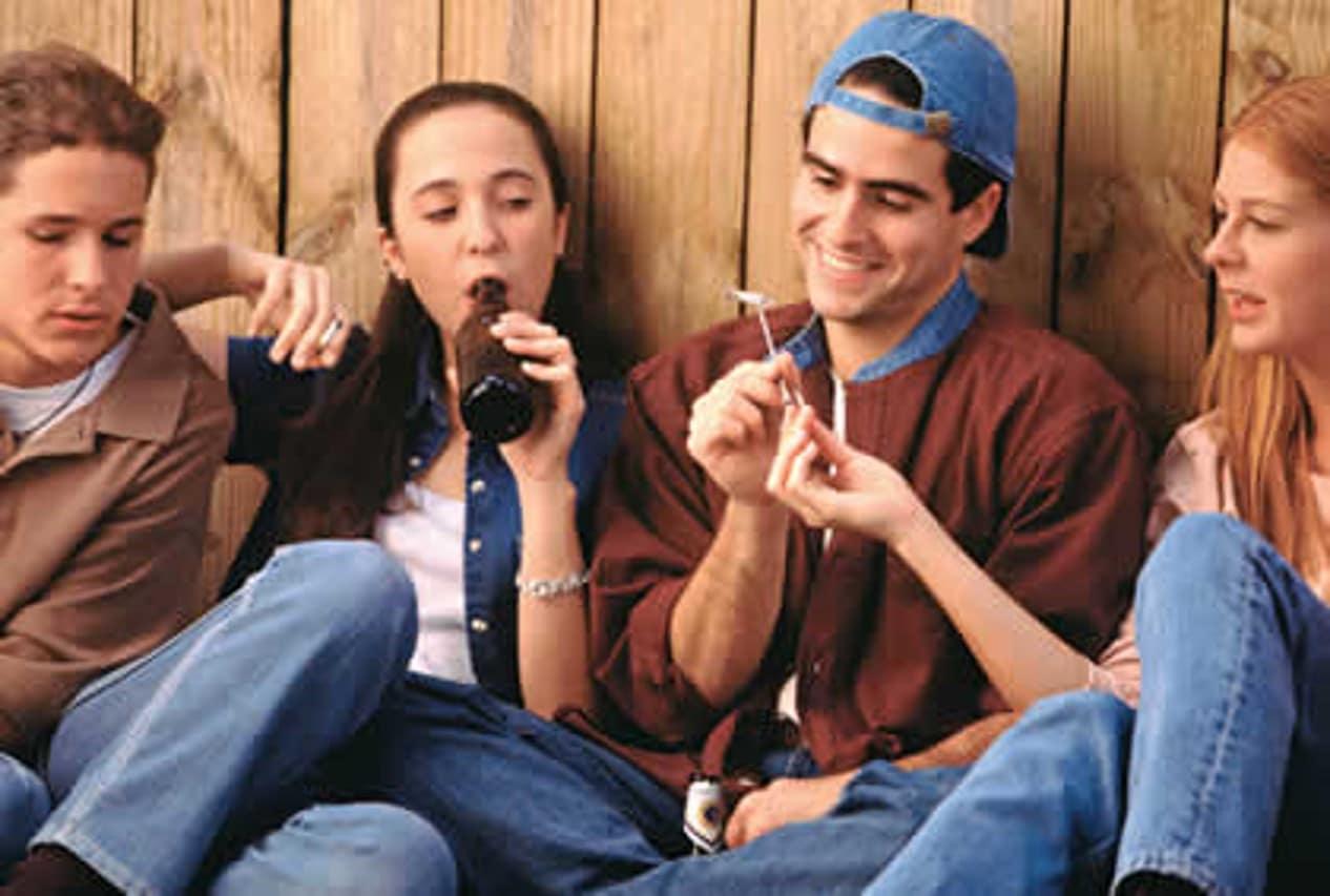 reflexión sobre las drogas en adolescentes