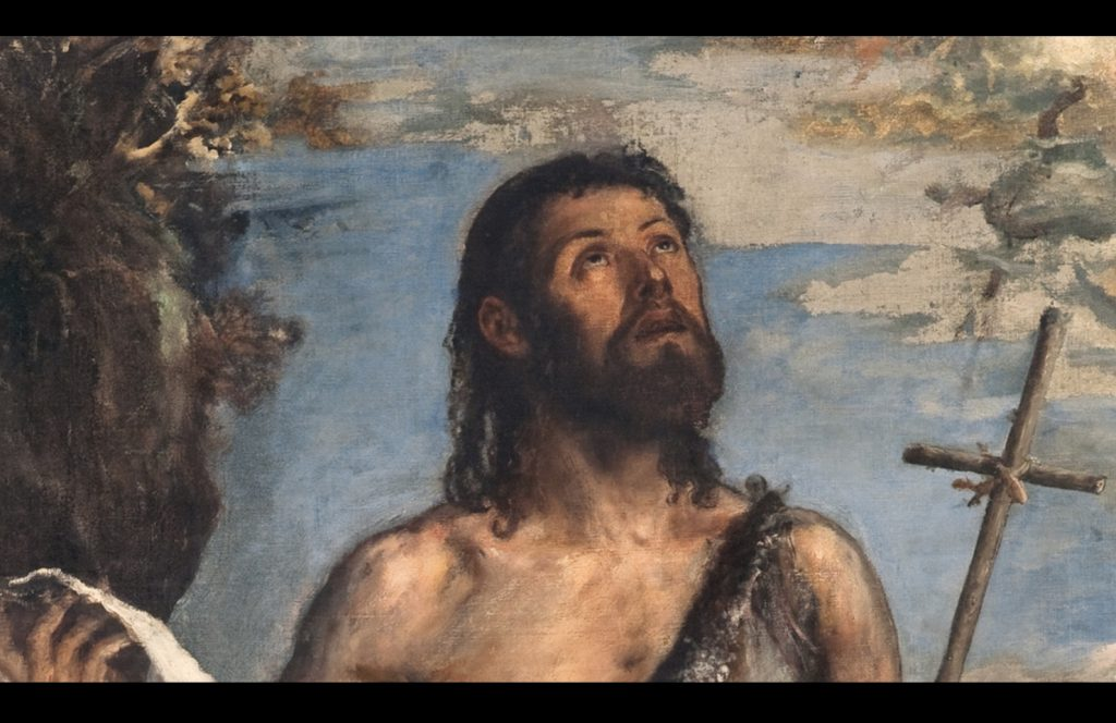 LA VIDA PÚBLICA DE JESÚS