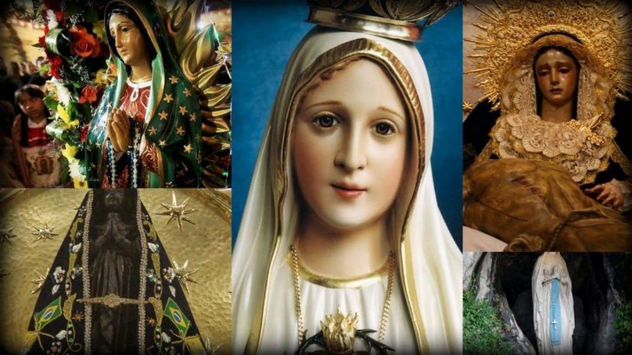 advocaciones marianas