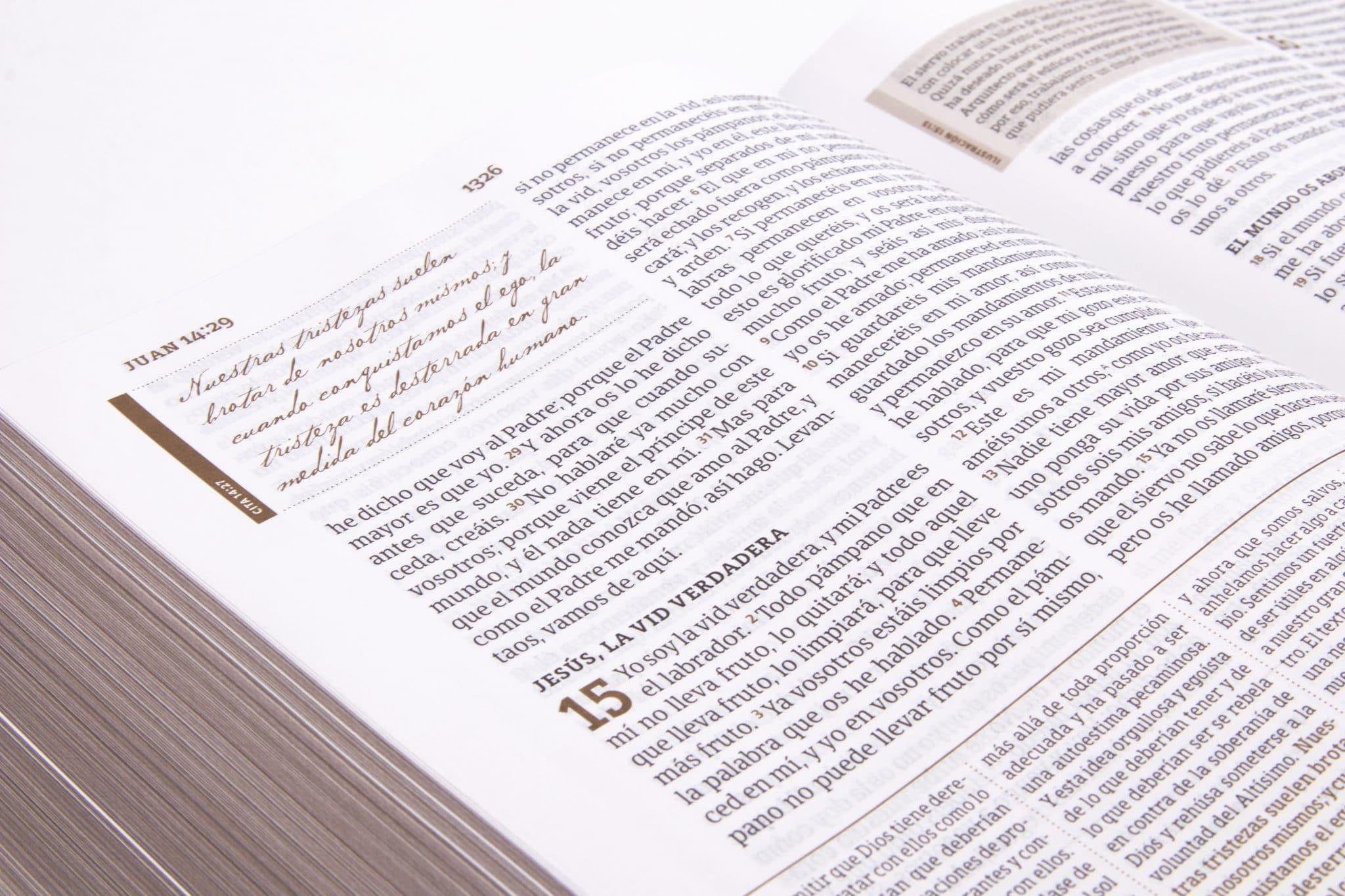 mes de la biblia