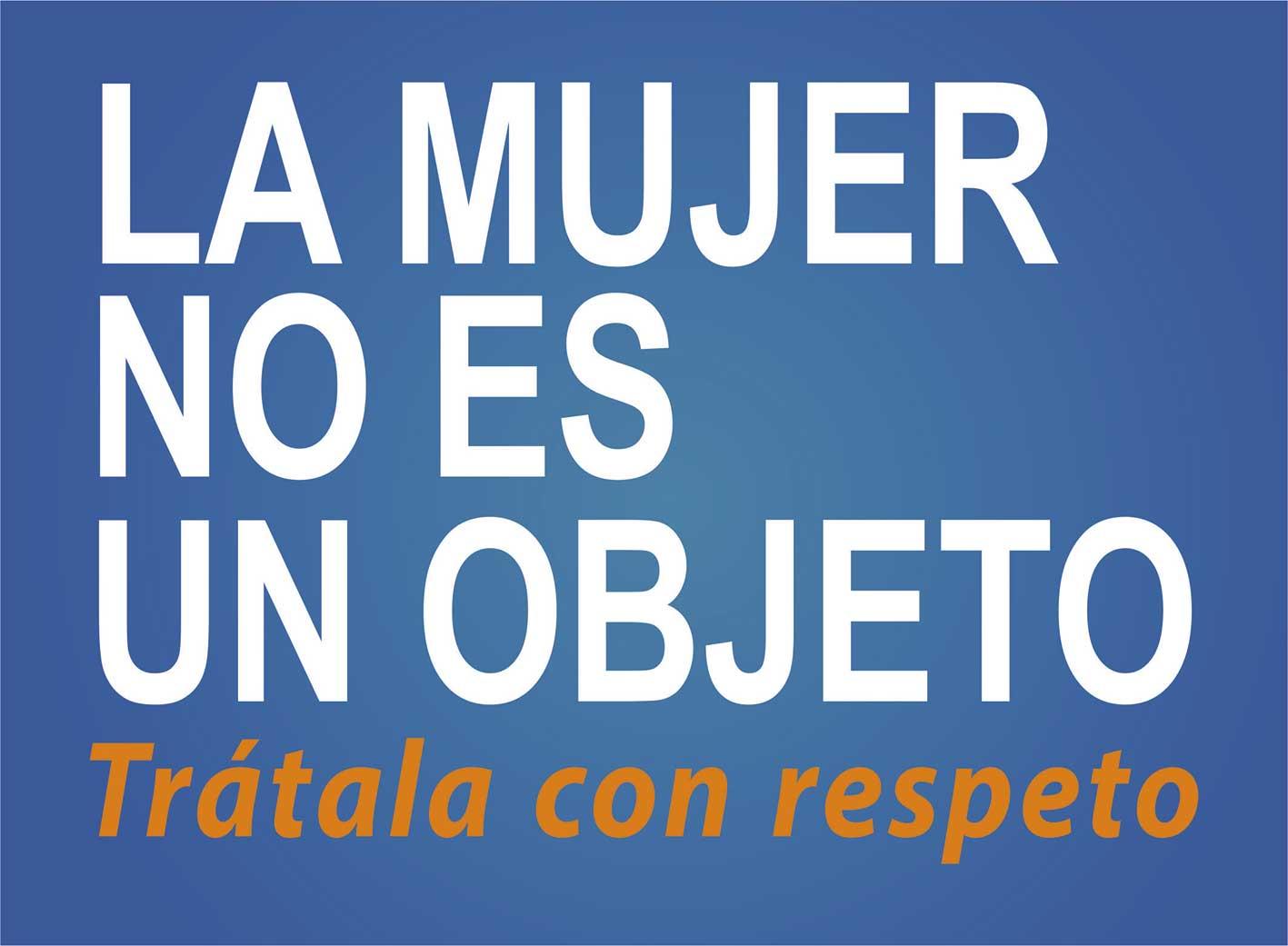 respeto a la mujer