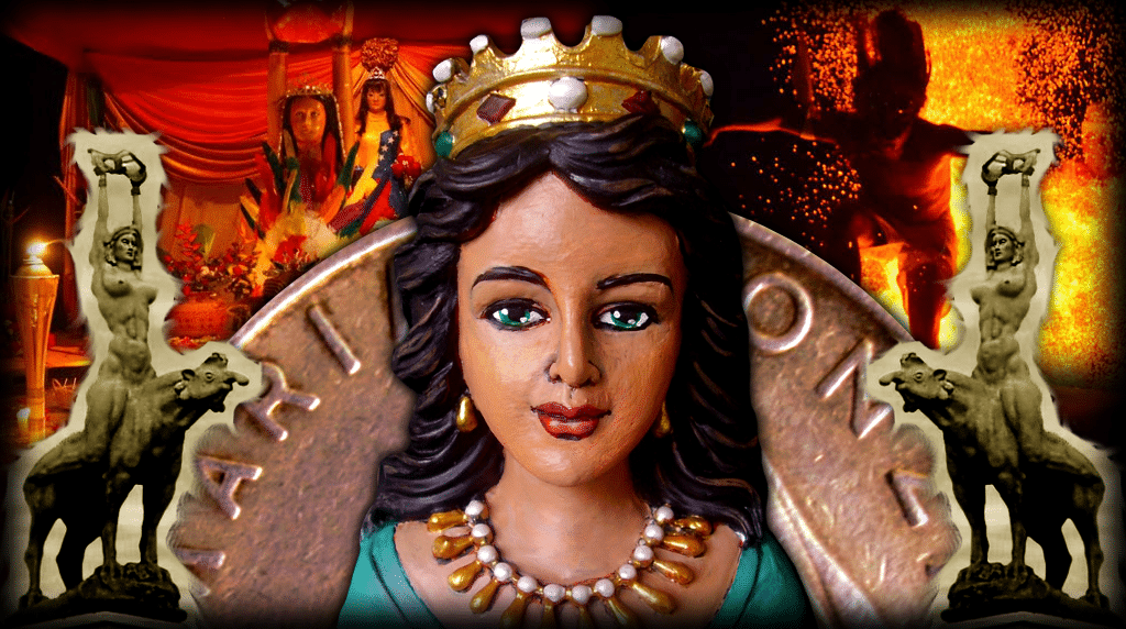 oracion a maria lionza