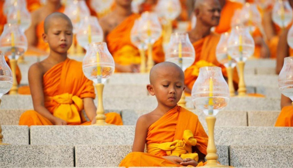 ritos tibetanos