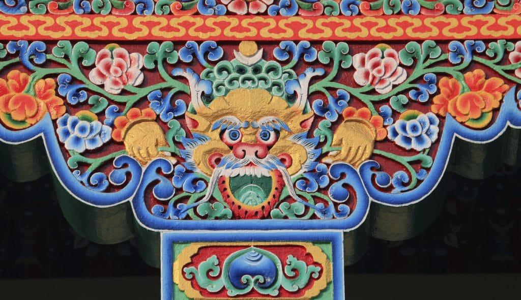 ritos del budismo