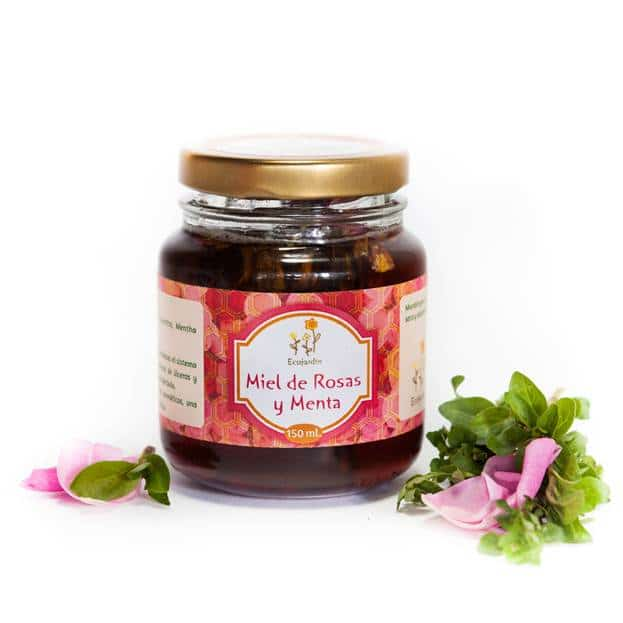 miel de rosas