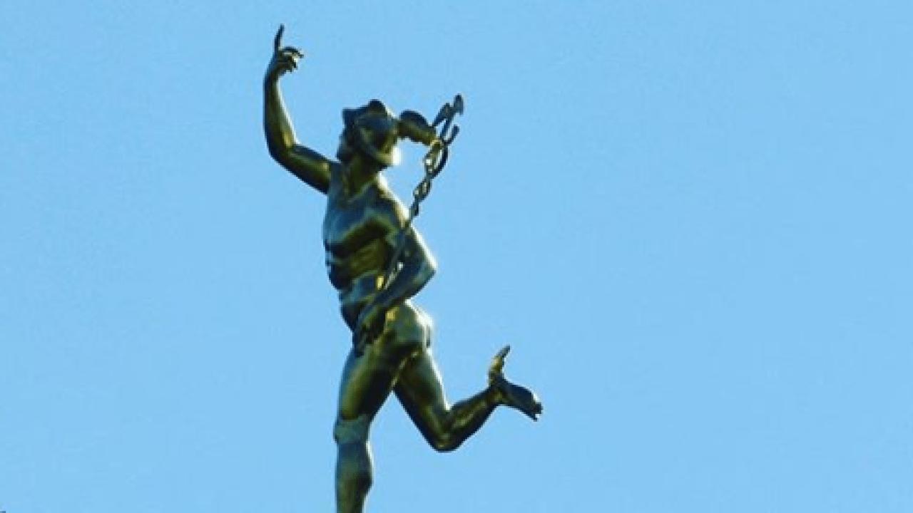 mercurio dios