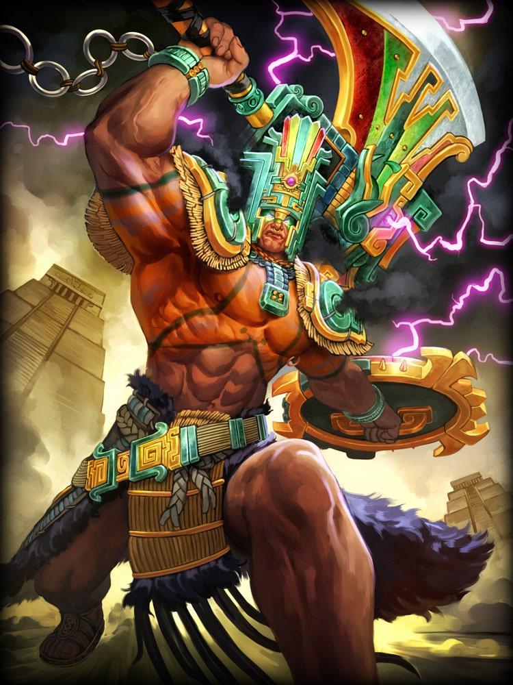 animales mitológicos mayas