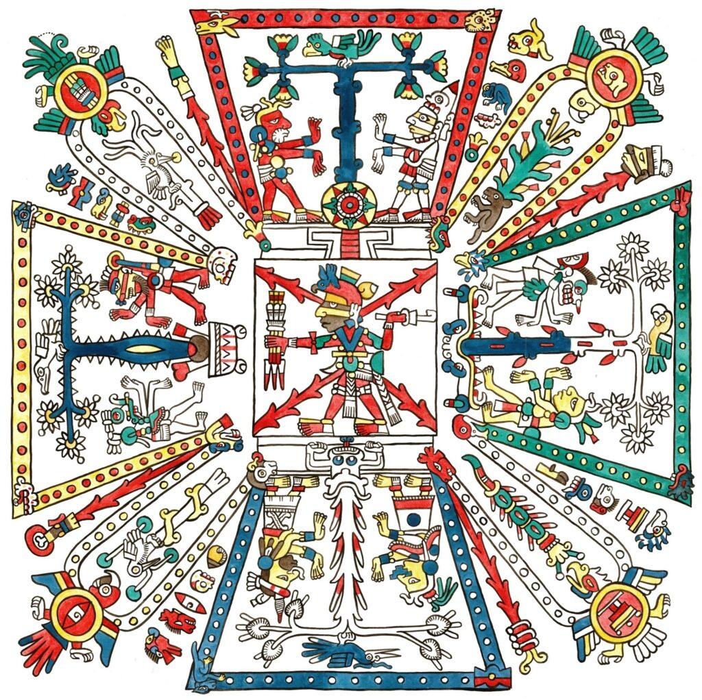 Dioses de los toltecas