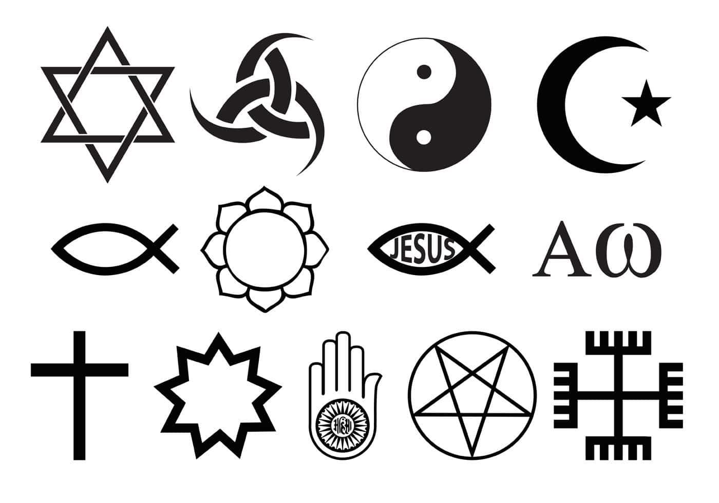 simbolos religiosos
