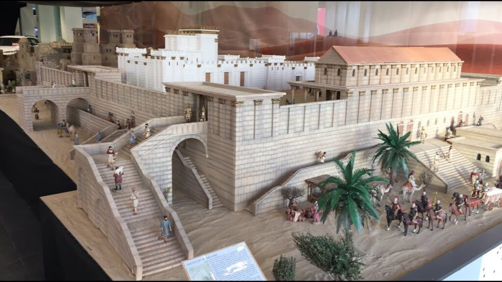 TEMPLO DE JERUSALÉN