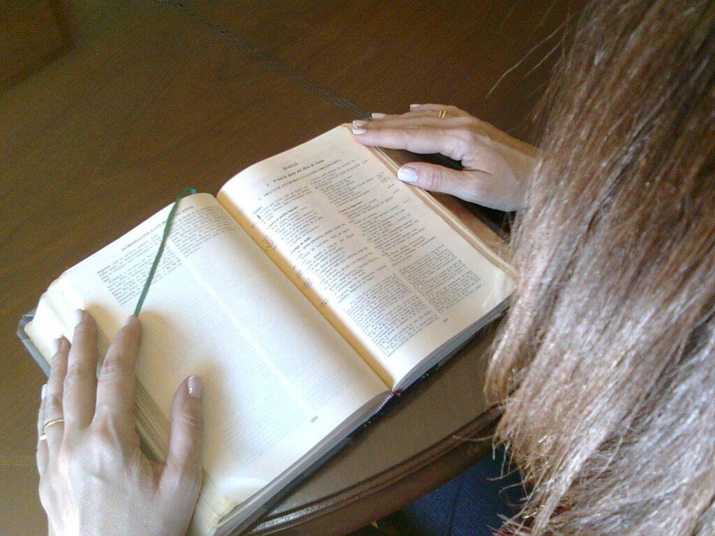 CÓMO LEER LA BIBLIA EN UN AÑO
